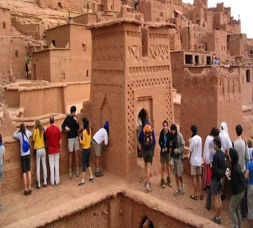 Fes to Fes via merzouga 2 days desert tour