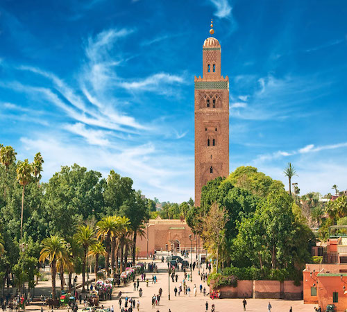 Marrakech desert tour 3 days