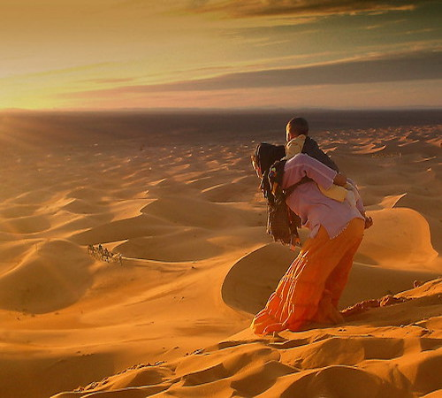 Marrakech desert tour 4 days